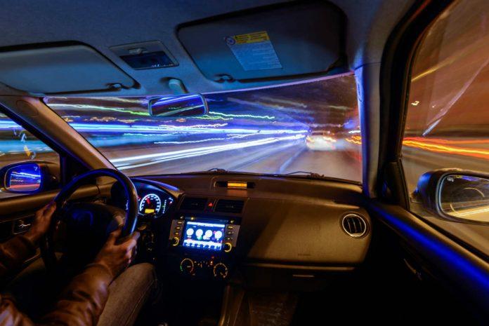 abitudini di guida nel Lazio