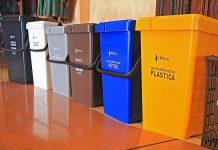 modifica raccolta rifiuti Formia