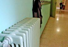 Termosifoni spenti alla scuola Don Milani