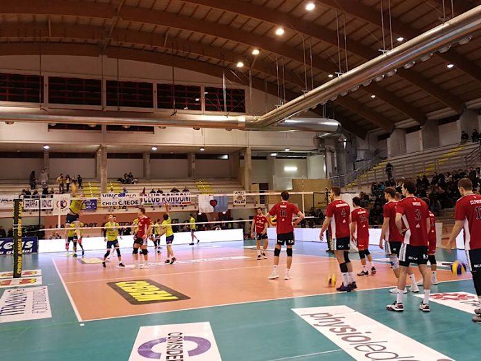 Top Volley Latina - Revivre Milano