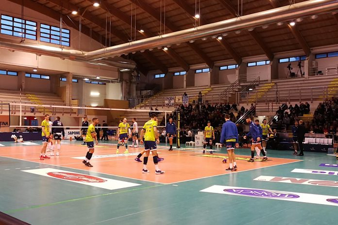 Top Volley Latina - Trento