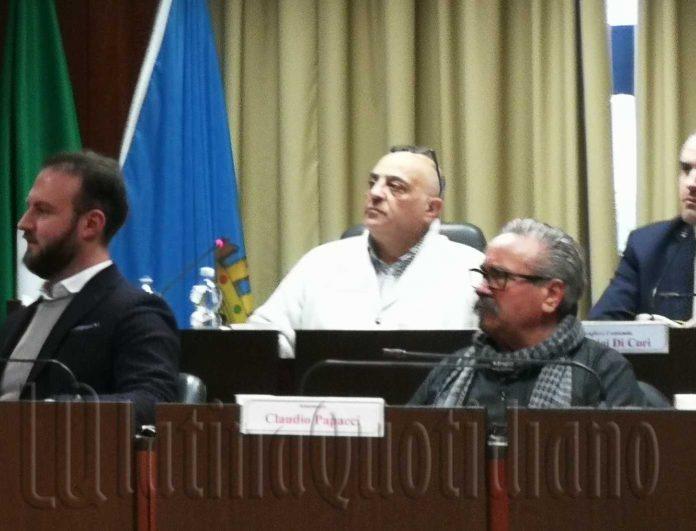 segretario generale Cisterna Andrea Nappi
