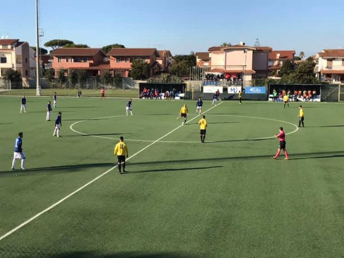 Sff Atletico - Latina Calcio termina