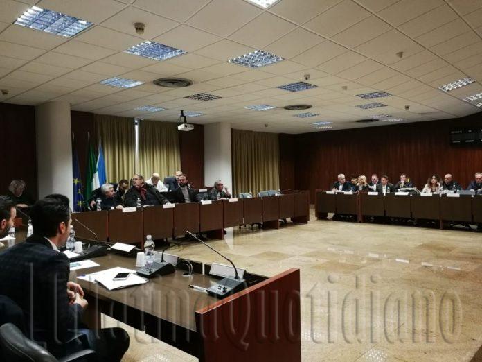consiglio comunale cisterna