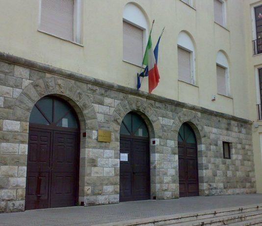 scuola Rodari Itri
