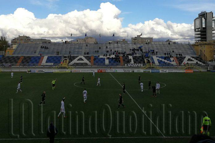 Latina calcio tifosi
