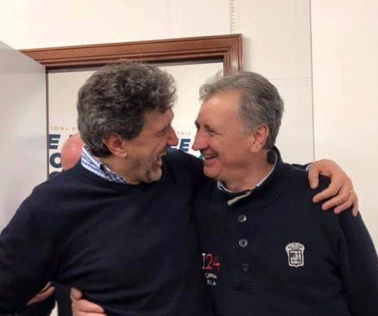 Marco Marsilio e Nicola Calandrini