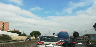 Pontina traffico