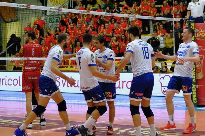 Top Volley Latina Vibo