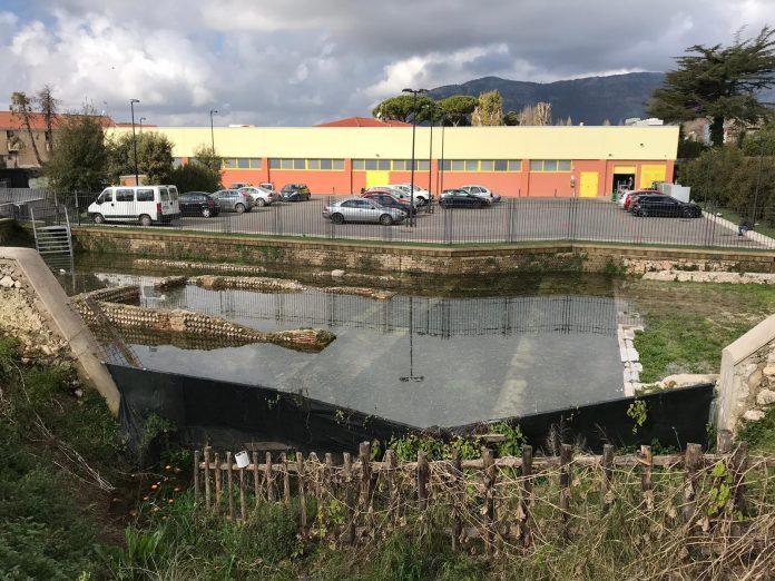 area archeologica Terracina