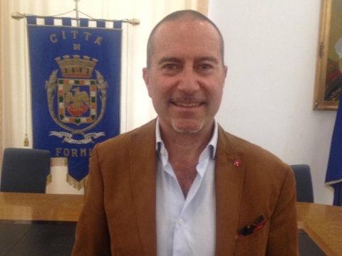 L'assessore all'urbanistica Paolo Mazza