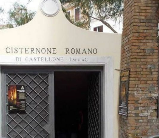 Cisternone Formia