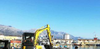 lavori Porto Salvo Gaeta