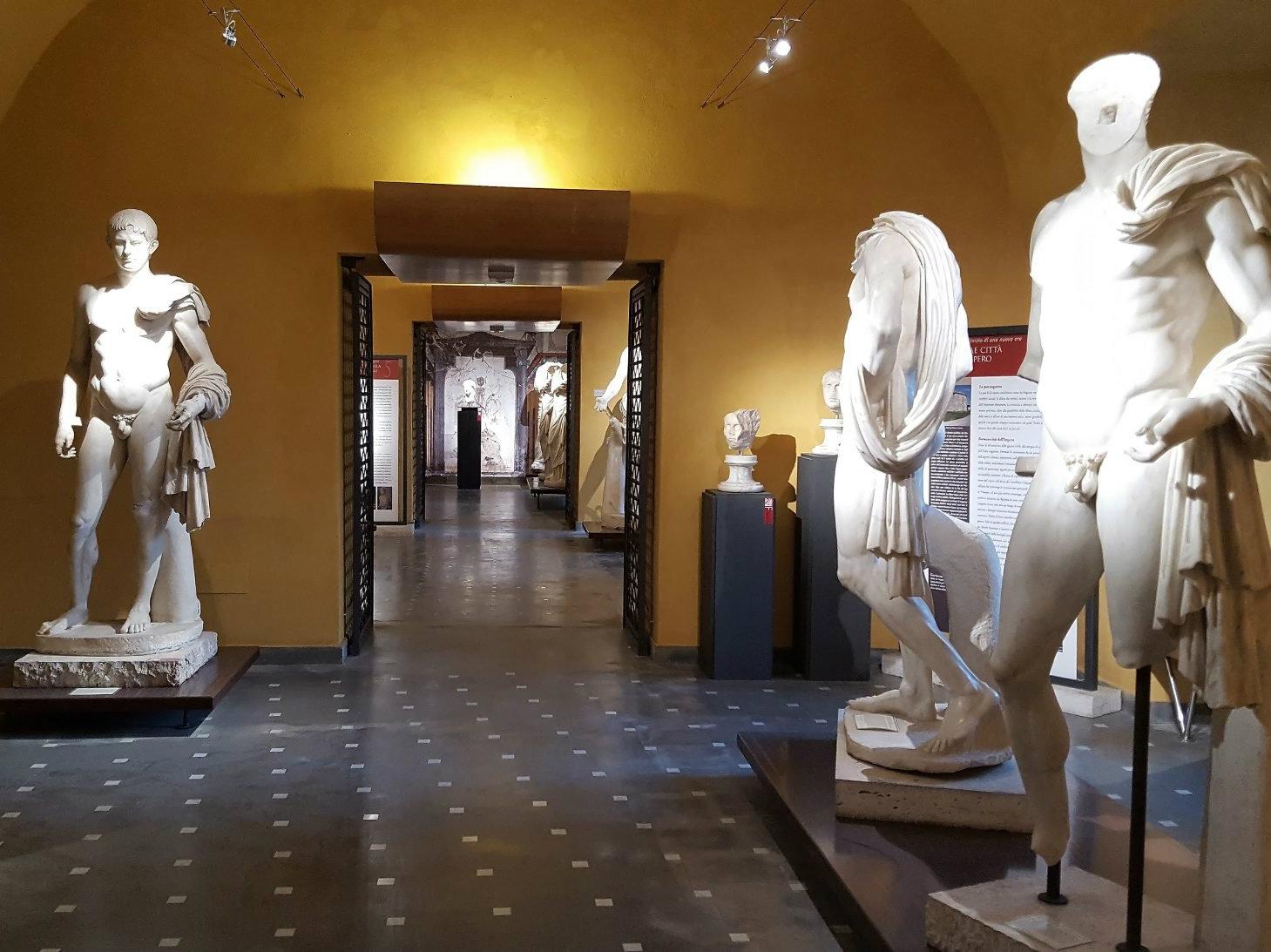 Museo Archeologico Nazionale.Formia Il Museo Archeologico Protagonista Del Progetto Art City