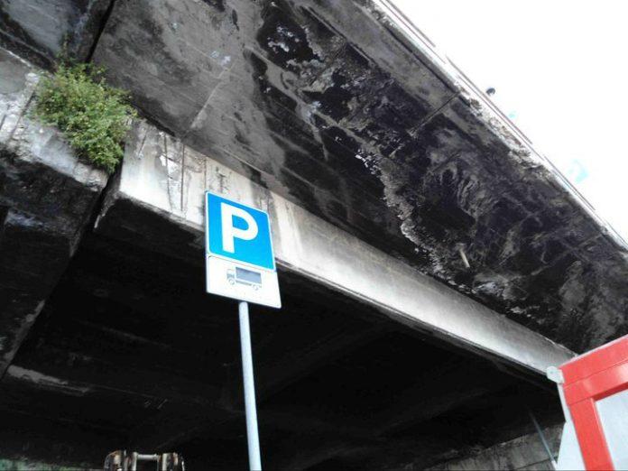 suicidio ponte Tallini Formia