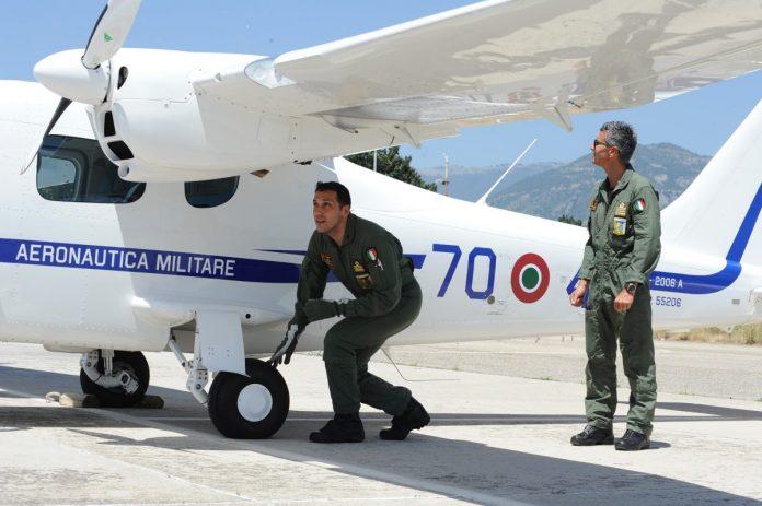 scuola di volo Latina