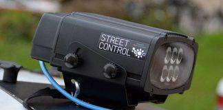 street control Pontina
