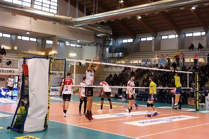 Top Volley Latina - Lube Civitanova