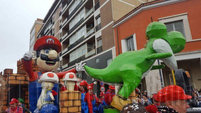 Carnevale a Latina