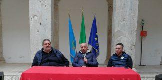 Mauro Carturan, Gianrio Falivene, Lorenzo Tubertini
