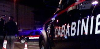 controlli carabinieri Formia