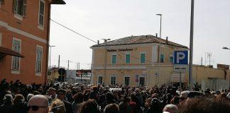 treni cancellati Campoleone