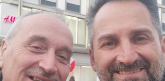 Marco Fuoco e Gianluca Di Cocco