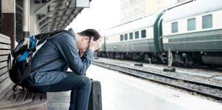 sciopero dei treni