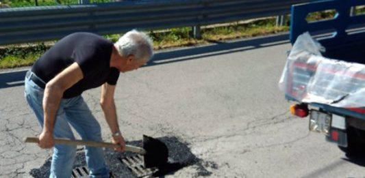 manutenzione strade Formia