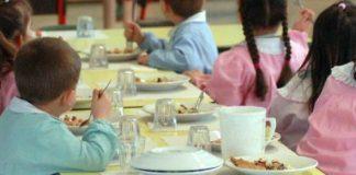 mensa scolastica Formia