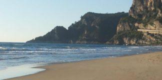 spiaggia Sant'Agostino plastic free