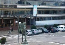 centro urbano Aprilia