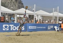 mondiali beach tennis Terracina