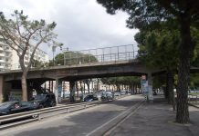 chiusura ponte Tallini
