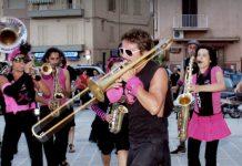 Kebanda Formia Street Band Festival