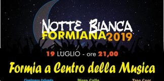 Notte bianca Formia