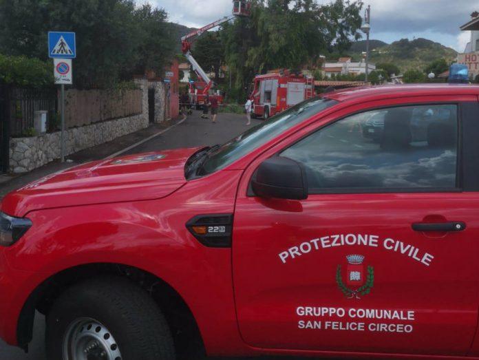 Protezione civile San Felice Circeo