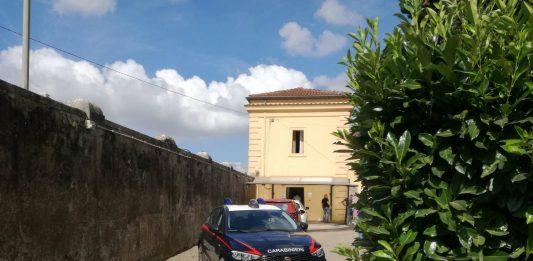 perquisizione cimitero Sezze