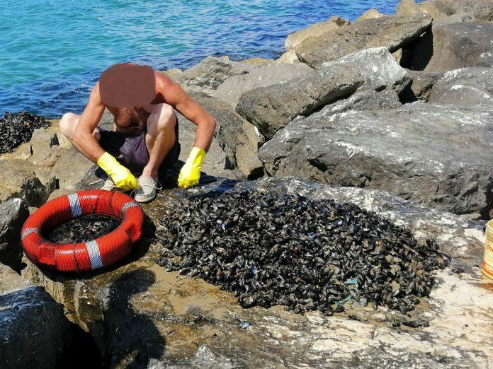 pesca illegale Formia