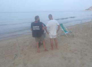 occupazione abusiva spiagge