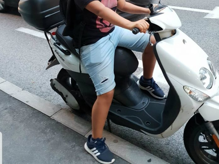 furto scooter