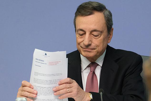 Con la mossa di Draghi tassi ai minimi storici, per rinegoziare il mutuo meglio i broker
