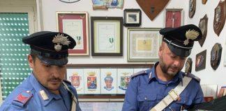 detenzione illegale armi