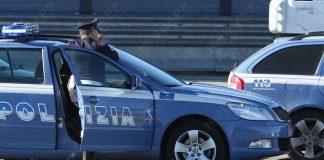 polizia stradale Latina