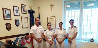 tirocinio Guardia costiera