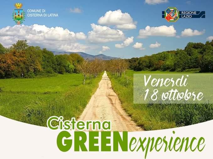 Cisterna Green Experience