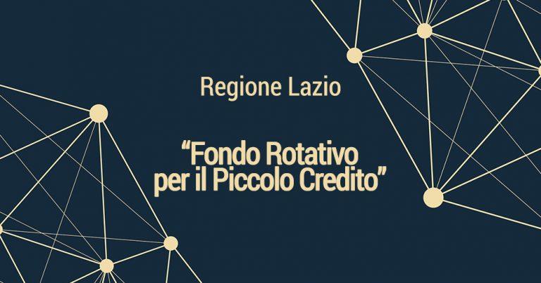 Fino a 50 mila euro a tasso zero per le imprese, è il Fondo rotativo piccolo credito della Regione