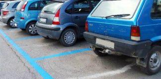parcheggio Circeo