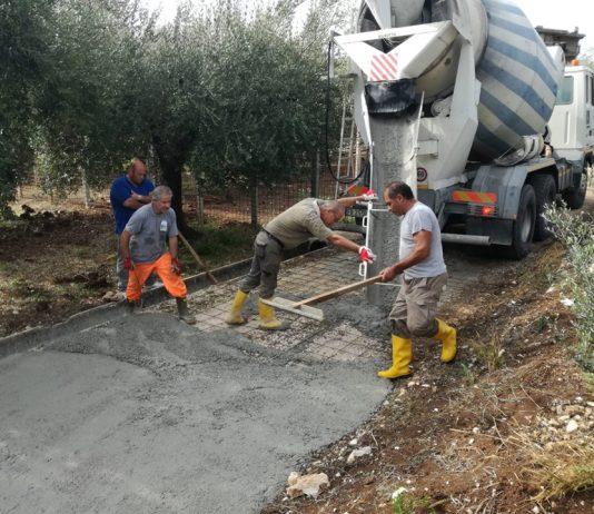 lavori Castelforte