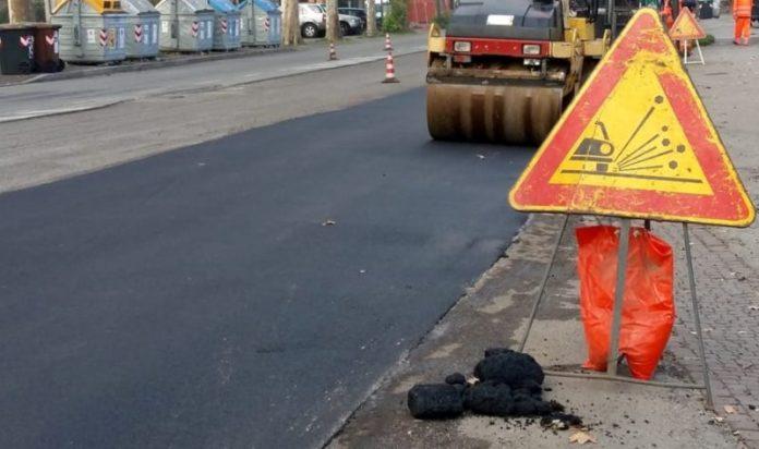 lavori strade Itri